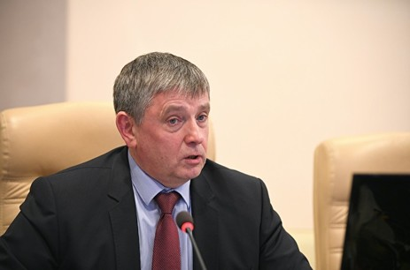 'This is a Stress but We Manage to Do Well' - Rector Koksharov