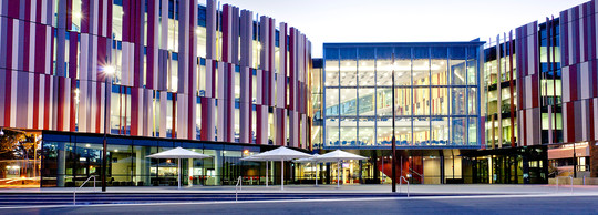 Library of Macquarie University