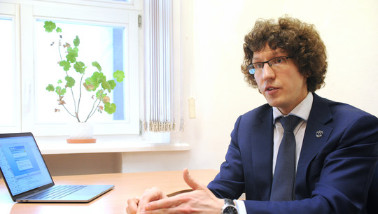 UrFU Assistant Professor Qualifies for the Semifinals of the 'Leaders of Russia: Politics' Contest