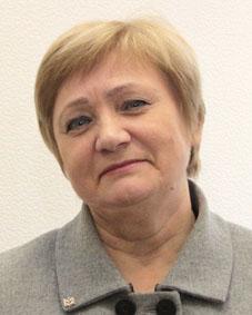 Баранова Лидия Яковлевна