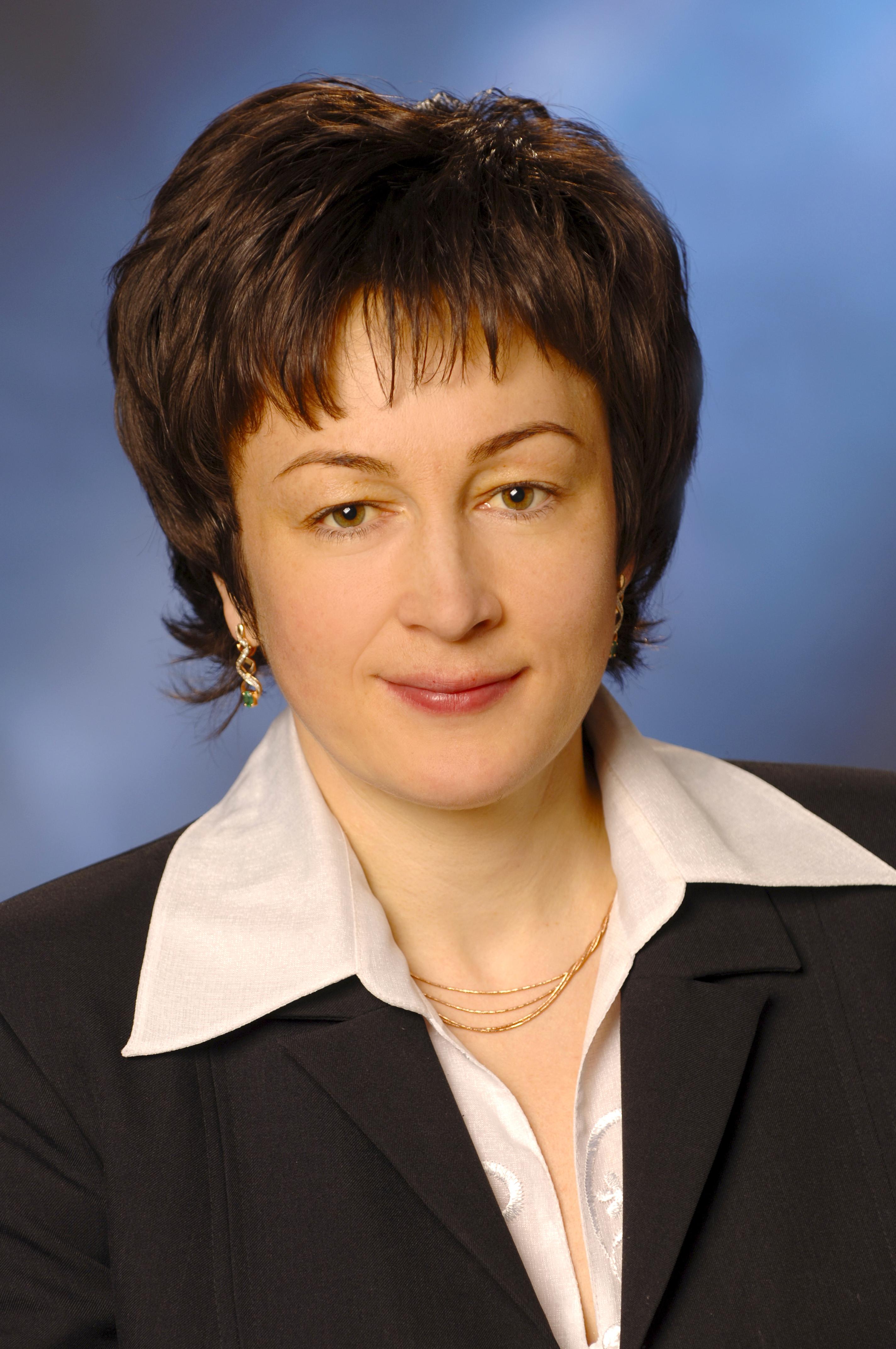 Захарова Анна Валерьевна