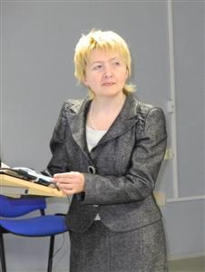 Борщ Елена Викторовна