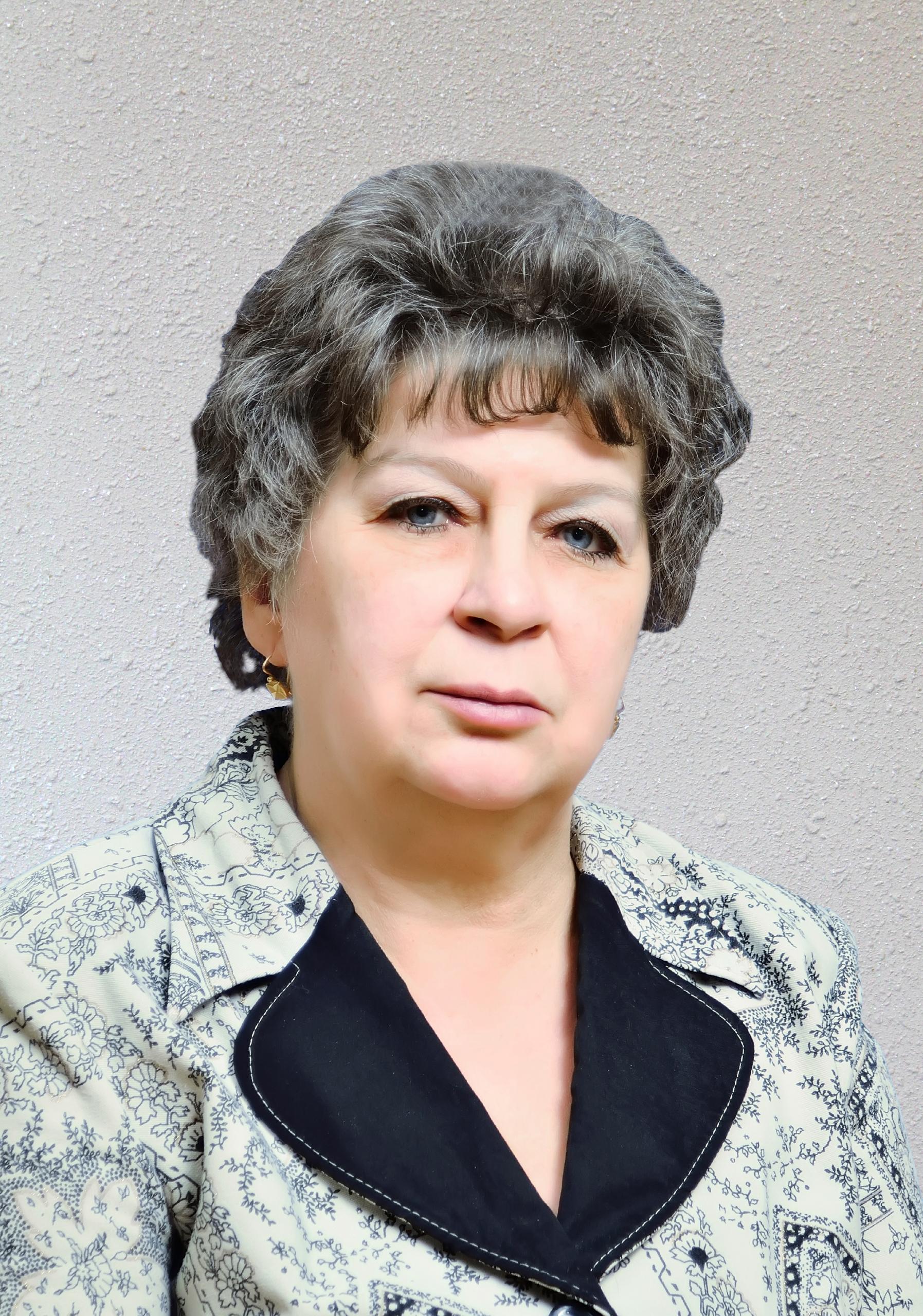 Алямовская Ирина Станиславовна
