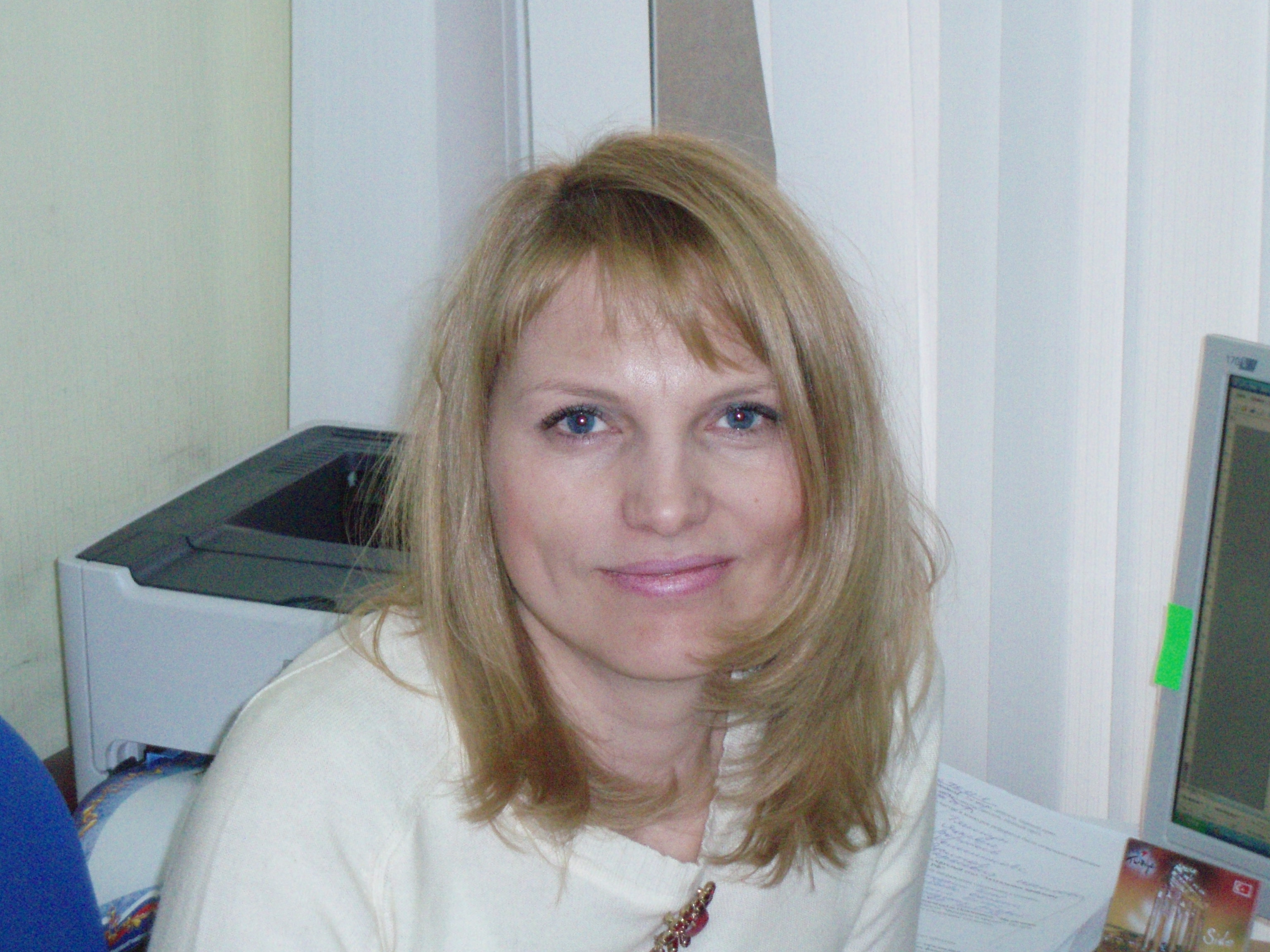 Толмачёва Ольга Владимировна