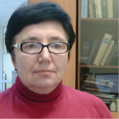 Келлерман Дина Георгиевна