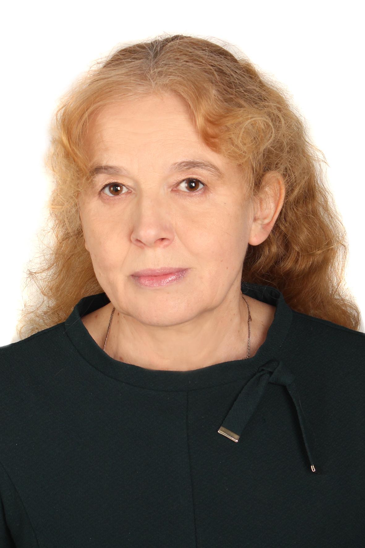 Дороненко Ольга Евгеньевна