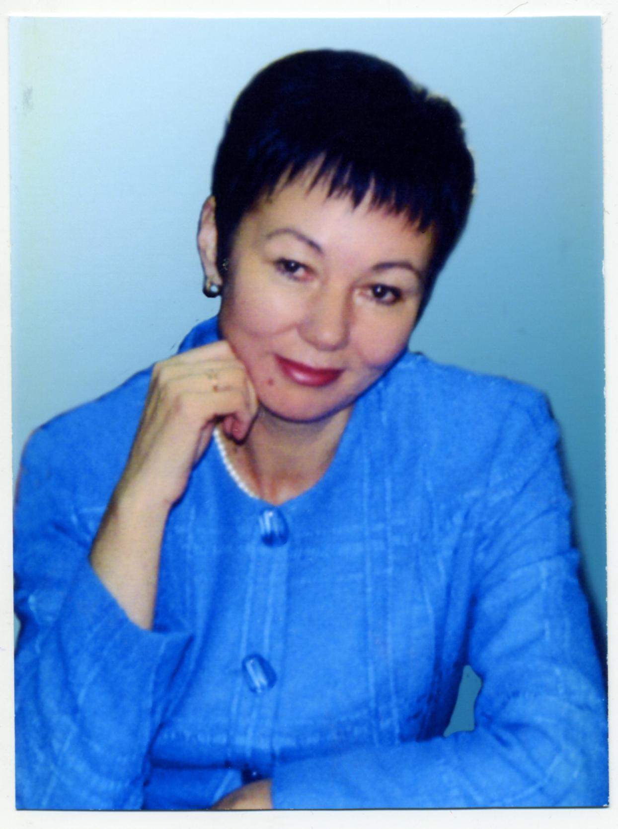 Ширяева Нина Павловна