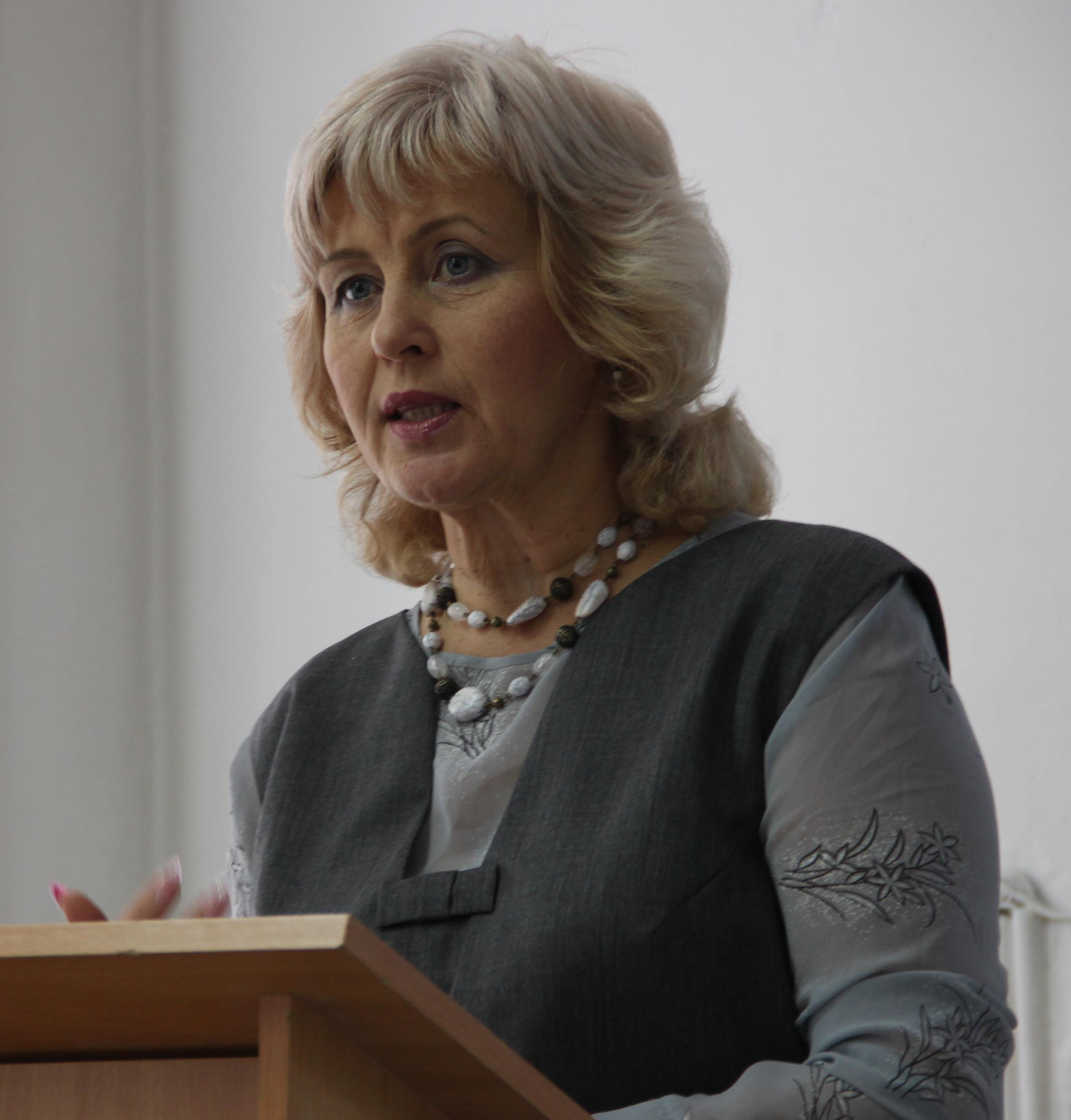 Галушко Наталья Анатольевна
