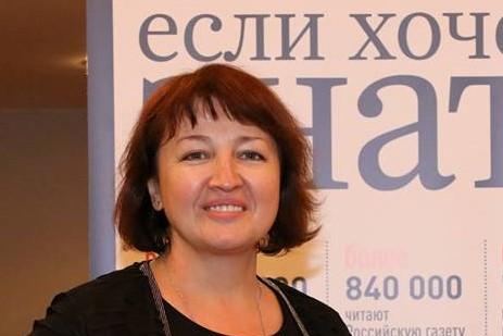 Салтанова Наталья Матвеевна