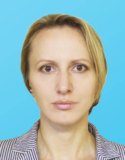 Паникарова Светлана Викторовна