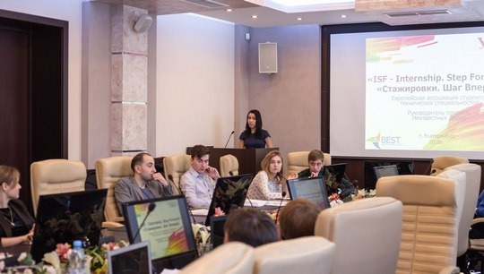 46 applications were submitted by UrFU students for the internal grant competition. Photo: Olesya Starkova